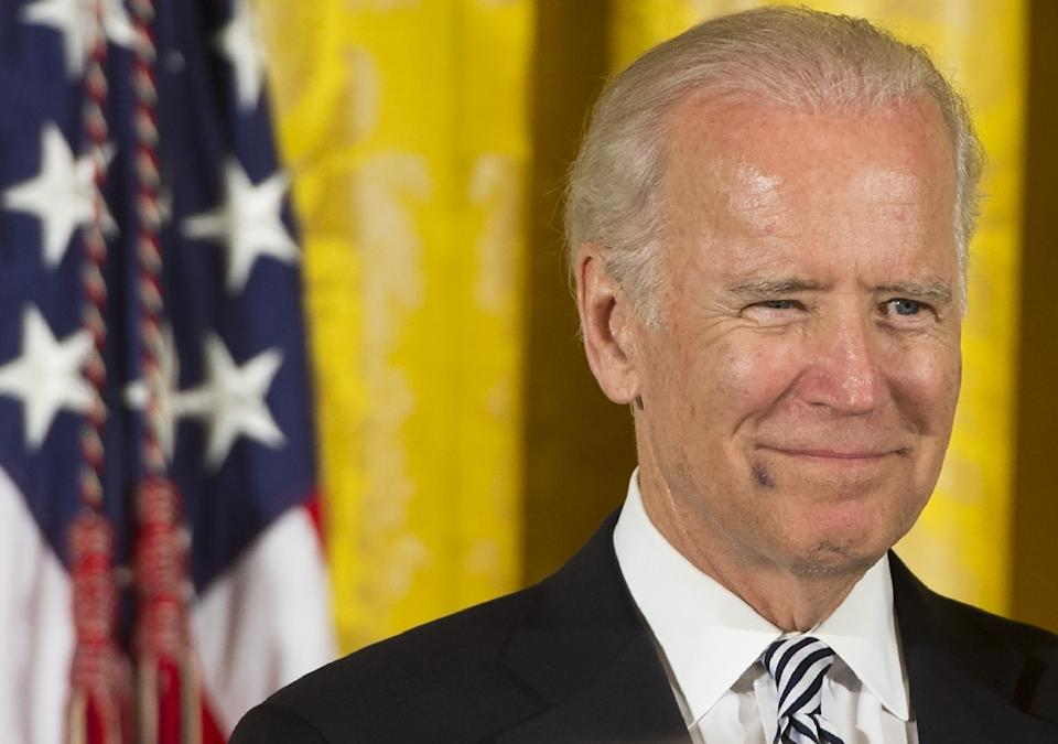Grieving Biden: 'Emotional energy' will guide decision on 2016 run
