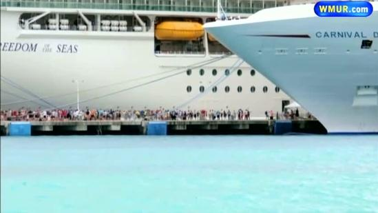 Carnival Cruise issues won't dissuade local vacationers