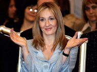 Harry Potter author JK Rowling's first novel for adults hit the shelves Thursday and has already notched up advance sales of one million copies, but reviewers gave the gritty tale a mixed reception