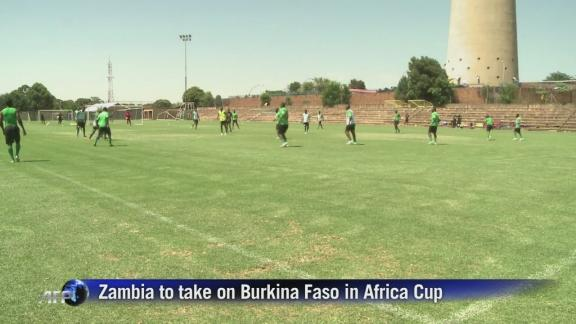 Zambia coach lauds Burkina Faso hot-shot Traore