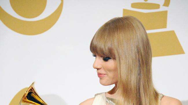 The 55th Annual GRAMMY Awards - Press Room
