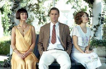 Sophie Marceau , Luke Wilson and Kate Hudson in Warner Bros. Alex and Emma