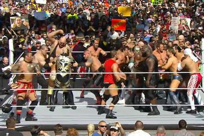 WrestleMania 31 results: Big Show wins Andre The Giant Memorial Battle Royal