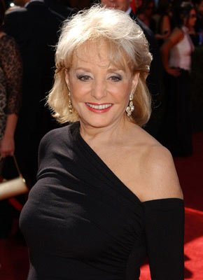 Barbara Walters 56th Annual Emmy Awards - 9/19/2004