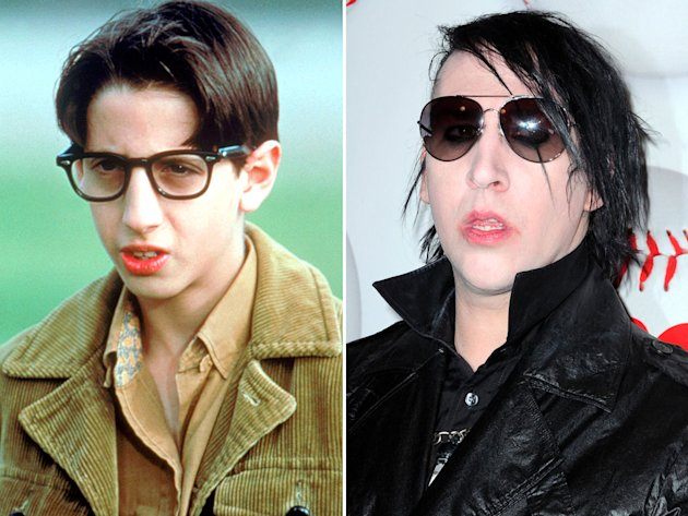 Rumors that Marilyn Manson …
