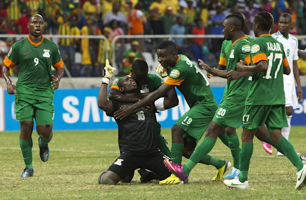 Zambia v Nigeria - 2013 Africa Cup of Nations: Group C