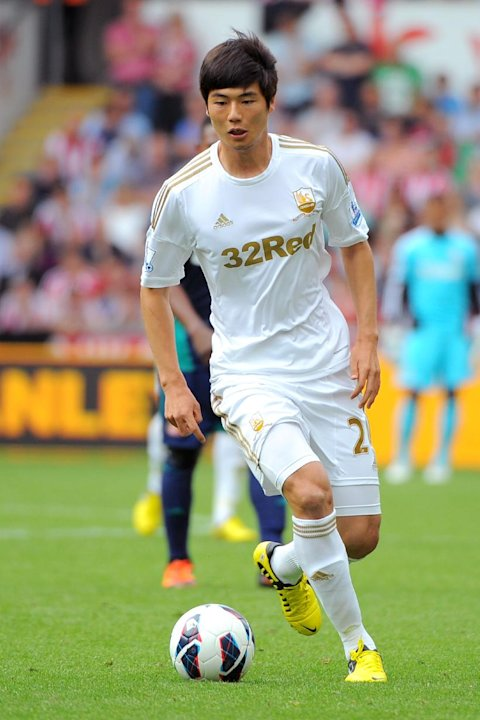 Ki Sung-Yueng was injured in the 1-1 draw with Southampton on Saturday