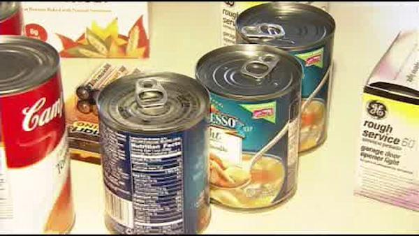 Food safety tips for Sandy victims