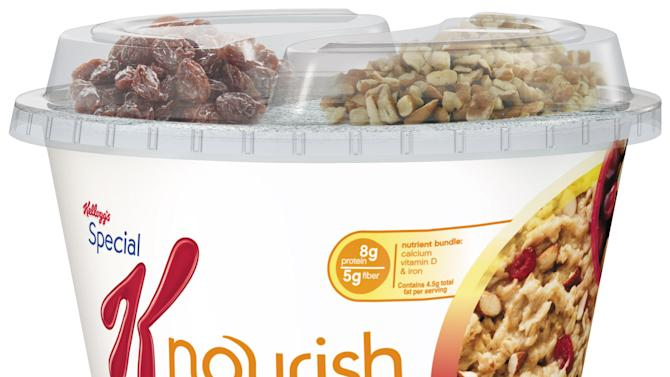 Special K churns out products in brand evolution