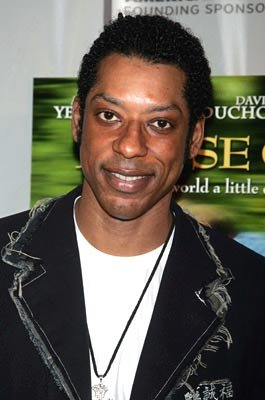 Orlando Jones Tribeca Film Festival, May 7, 2004