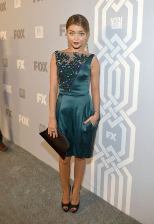 Sarah Hyland; Getty Images