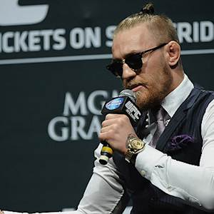 Conor McGregor makes case for being 'better than everyone'