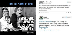 Triumphs and Train Wrecks: Brands that Successfully Recovered—and Didn't—From Social Media Fails image belvedere
