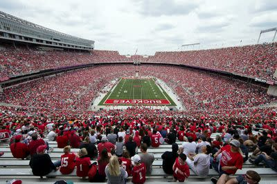 2015 spring game attendance standings: Ohio State sets all-time record with 99,391