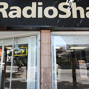 RADIOSHACK'S FINANCIAL SLIDE