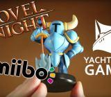 Nintendo isn't actually making the Shovel Knight Amiibo — indie studio Yacht Club Games is