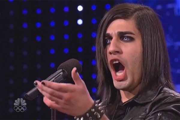 'America's Got Talent': Andrew De Leon Is The Operatic Marilyn Manson