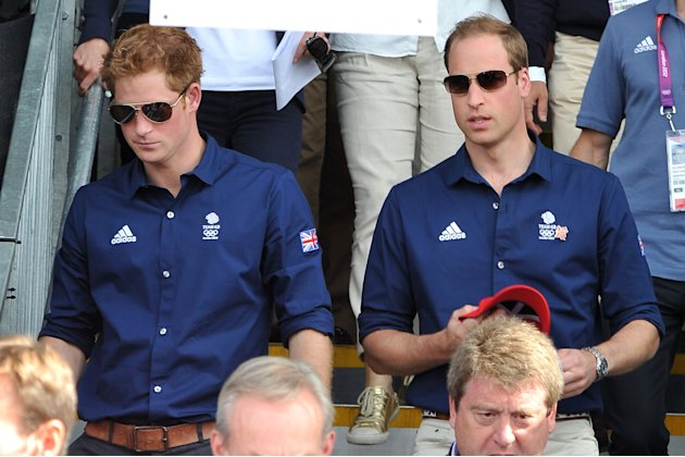Prince William &amp; Prince Harry