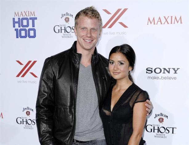 Sean Lowe and Catherine Giudici set televised wedding date for January