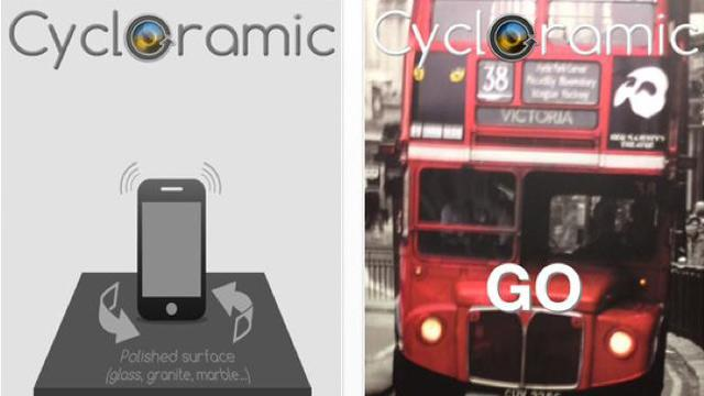 App of the Week: Cycloramic
