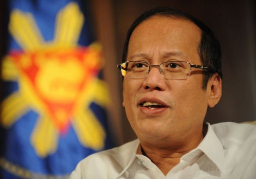 Philippine President Benigno Aquino