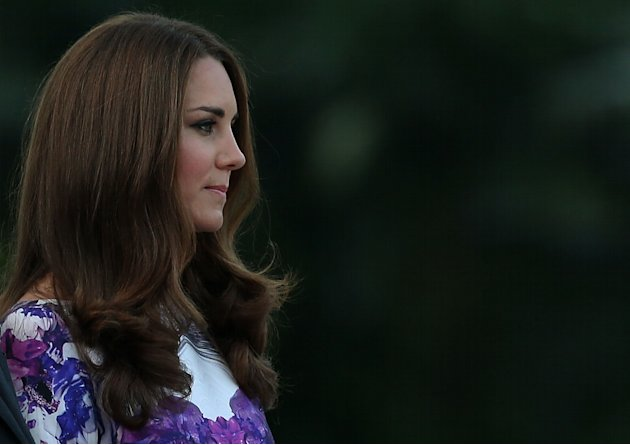 Kate middleton, singapore