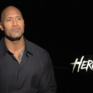 "NFL Fan Pass: Dwayne Johnson reveals ""Hercules"" of the NFL"