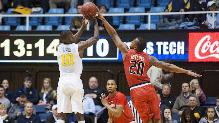 West Virginia beats Texas Tech 87-81