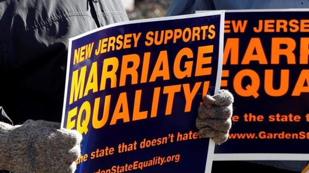 New Jersey Senate Passes Gay Marriage Bill