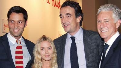 Mary-Kate Olsen Handed Out Cigarettes During Her Wedding