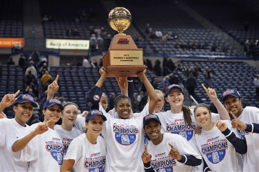 UConn women beat Notre Dame for Big East title