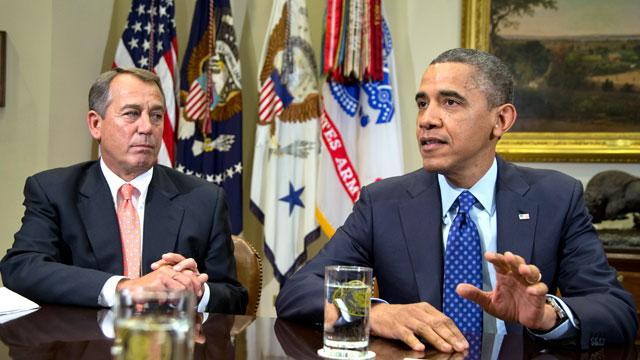 Obama to Meet Congressional Leaders Friday