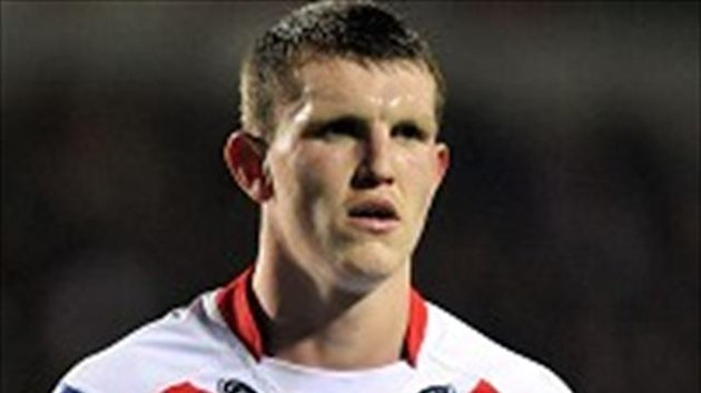 Lee Gaskell will make his Salford debut against the Giants