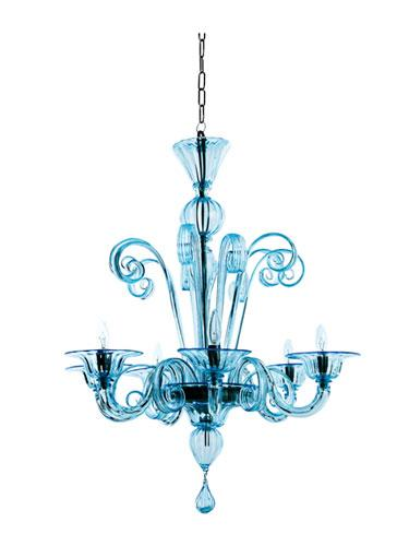 Beautiful Splurge: Murano Chandelier