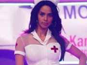 Mallika Sherawat croons in Haryanvi for birthday anthem 'Appy Budday' in KLPD