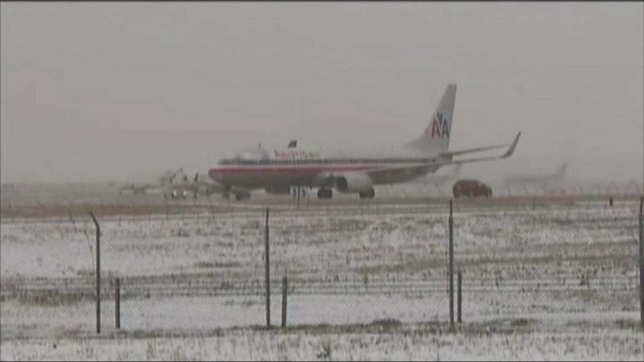American Airlines Passengers Stuck on Tarmac for Several Hours