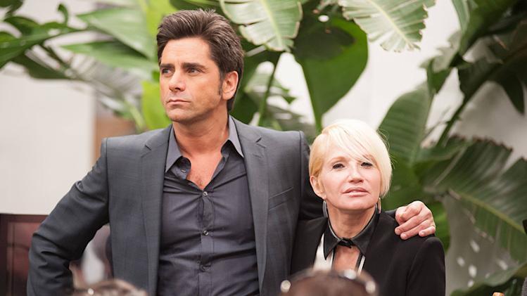 """The New Normal"" John Stamos and Ellen Barkin"