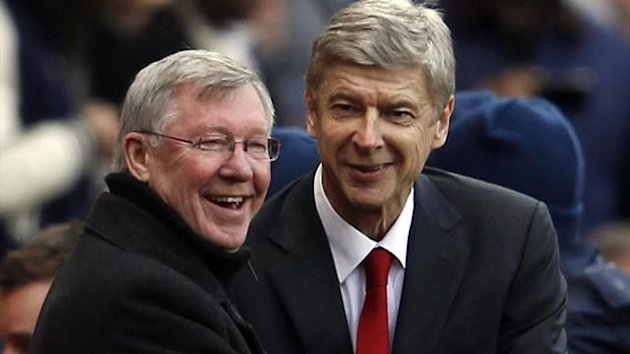Alex Ferguson and Arsene Wenger (Reuters)