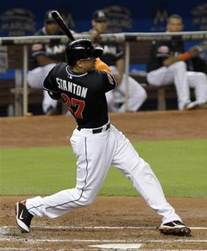 Lee's single in the ninth gives Marlins win