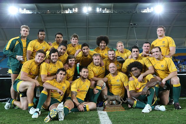 Australia v Argentina: The Rugby Championship