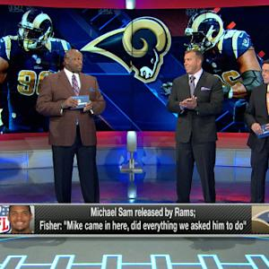 Did St. Louis Rams defensive end Michael Sam do enough?