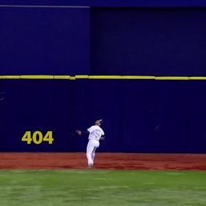 Kiermaier's incredible catch
