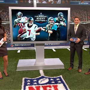 'NFL Fantasy Live': Thursday Night Football preview
