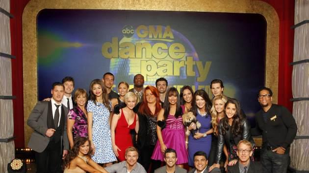 'Dancing with the Stars' Season 16 cast and pros  -- ABC