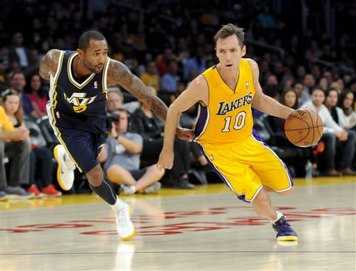 Jazz beat Lakers 99-86
