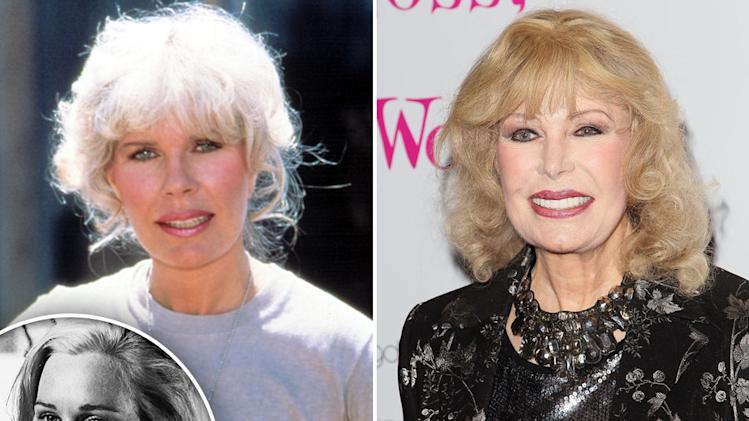Loretta Swit (Then & Now) Inset: Sally Kellerman