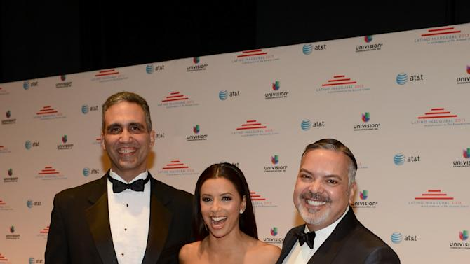 Latino Inaugural 2013: In Performance At Kennedy Center - Arrivals