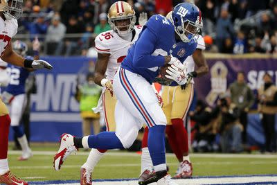 Larry Donnell ruled out this week, fantasy season could be over