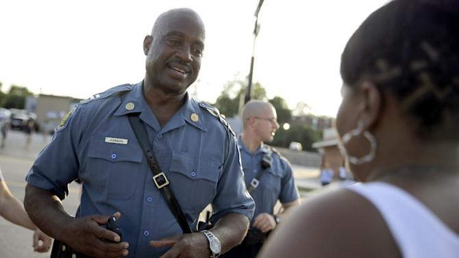 How Not to Confuse Missouri Highway Capt. Ron Johnson (or Anyone Else) for a Gang Member