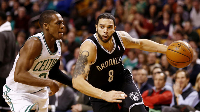 NBA: Brooklyn Nets at Boston Celtics